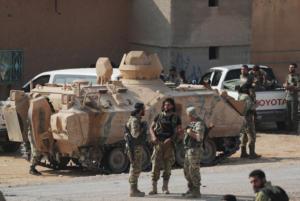 Συρία: Ενισχύονται οι αμερικανικές δυνάμεις κοντά στις πετρελαιοπηγές της χώρας