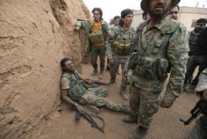 Συρία: Ένας Τούρκος στρατιώτης νεκρός και πέντε τραυματίες