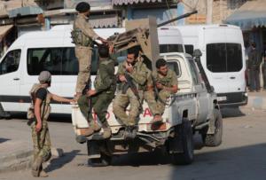 Ποια εκεχειρία; Έξι νεκροί από συγκρούσεις στη βόρεια Συρία
