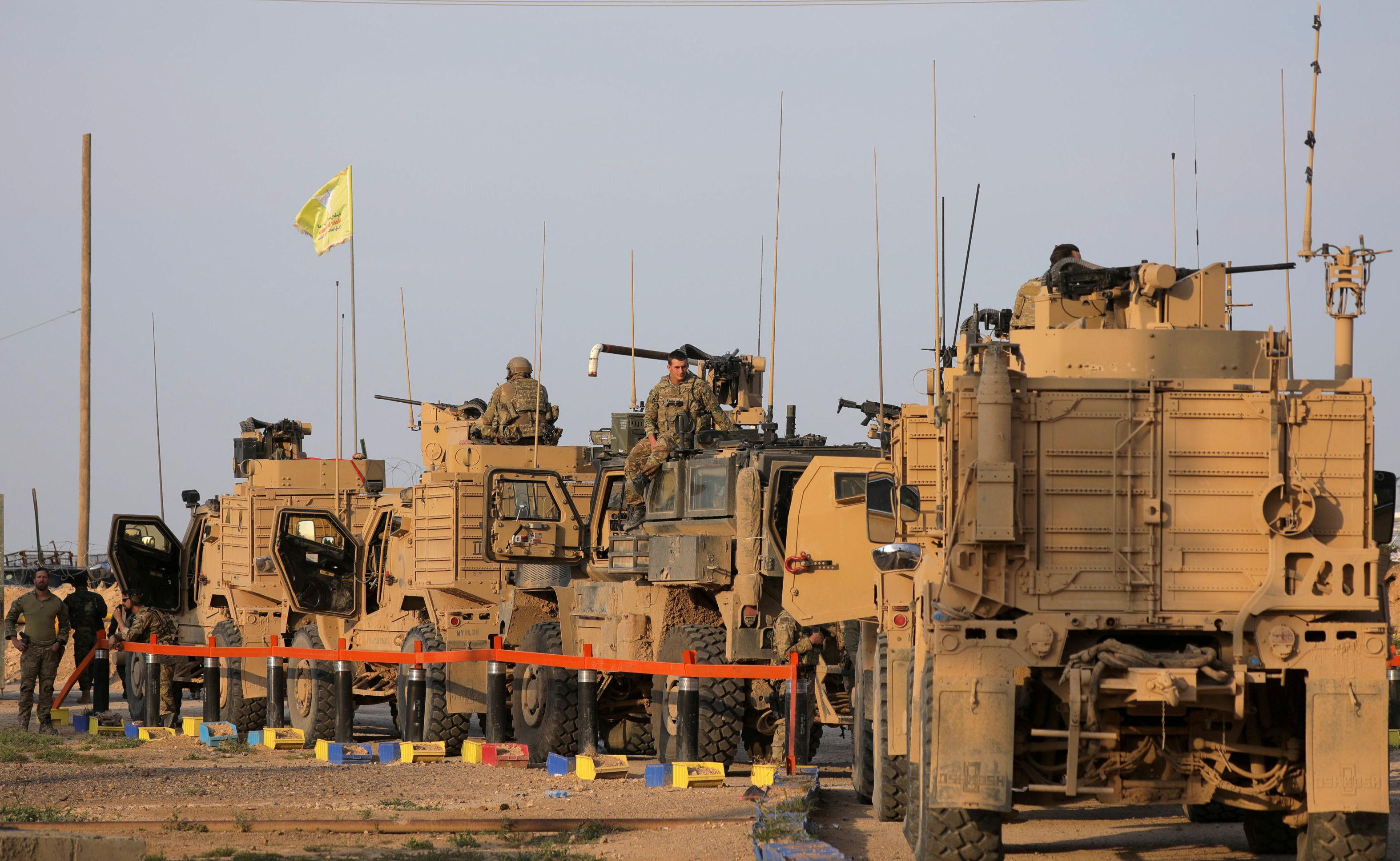 Ολοκληρώθηκε νωρίτερα η αποχώρηση των Κούρδων από τη βόρεια Συρία!