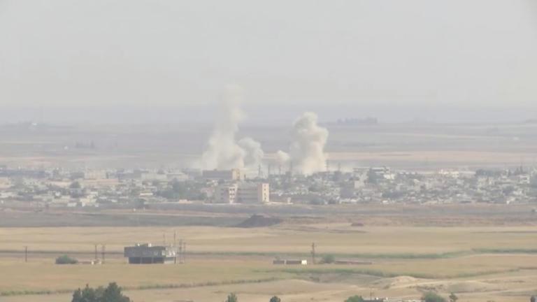 Συρία: Κραυγή αγωνίας από τους Κούρδους προς τις ΗΠΑ