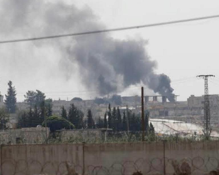 8 νεκροί Τούρκοι από ρουκέτα Κούρδων