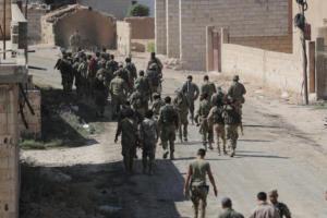 Συρία: Αιματοκύλισμα στην πόλη Ρας αλ Άιν! Για 75 Τούρκους στρατιωτικούς νεκρούς μιλούν οι Κούρδοι