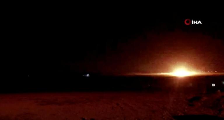 Συρία: Ξεκίνησε η χερσαία επίθεση των τουρκικών δυνάμεων
