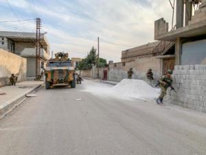"""Η Διεθνής Αμνηστία κατηγορεί τον τουρκικό στρατό και τους Σύρους αντάρτες για """"εγκλήματα πολέμου"""""""