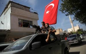 """Συρία: """"Στρογγυλεμένη"""" θέση της Ρωσίας απέναντι στην Τουρκία"""