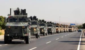 Ερντογάν: Άρχισε η επιχείρηση στη Συρία