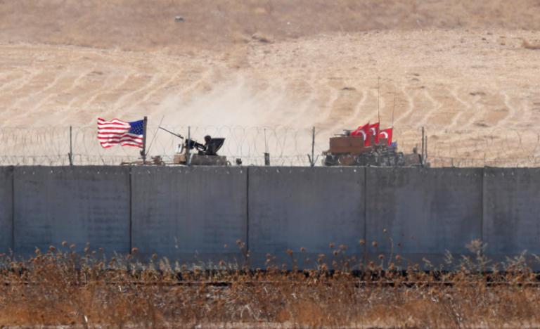ΗΠΑ σε Κούρδους: Είστε μόνοι σας!