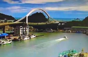 Ταϊβάν: Γέφυρα κατέρρευσε και έπεσε πάνω σε σκάφη – video