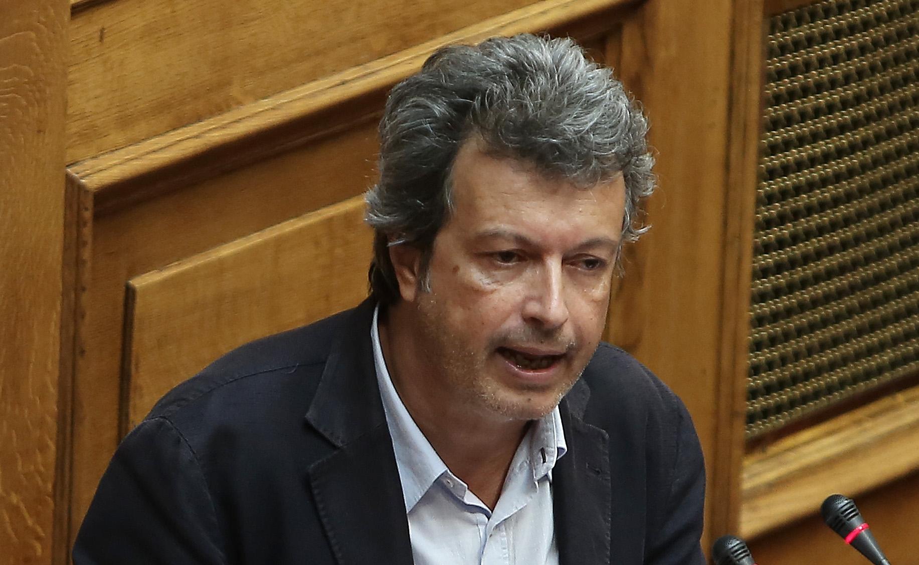 Eξιτήριο πήρε ο Πέτρος Τατσόπουλος