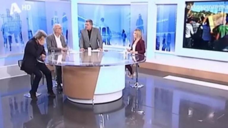 Πέτρος Τατσόπουλος: «Υποστηρίζεται με μάσκα οξυγόνου»