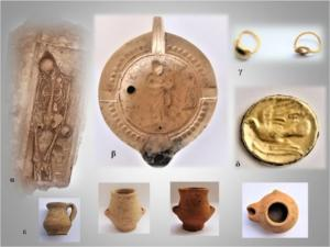 Αρχαία Τενέα: Νέα εντυπωσιακά ευρήματα στην πόλη που ανέθρεψε τον Οιδίποδα – Χρυσός, χρώμα και μεγαλοπρέπεια!