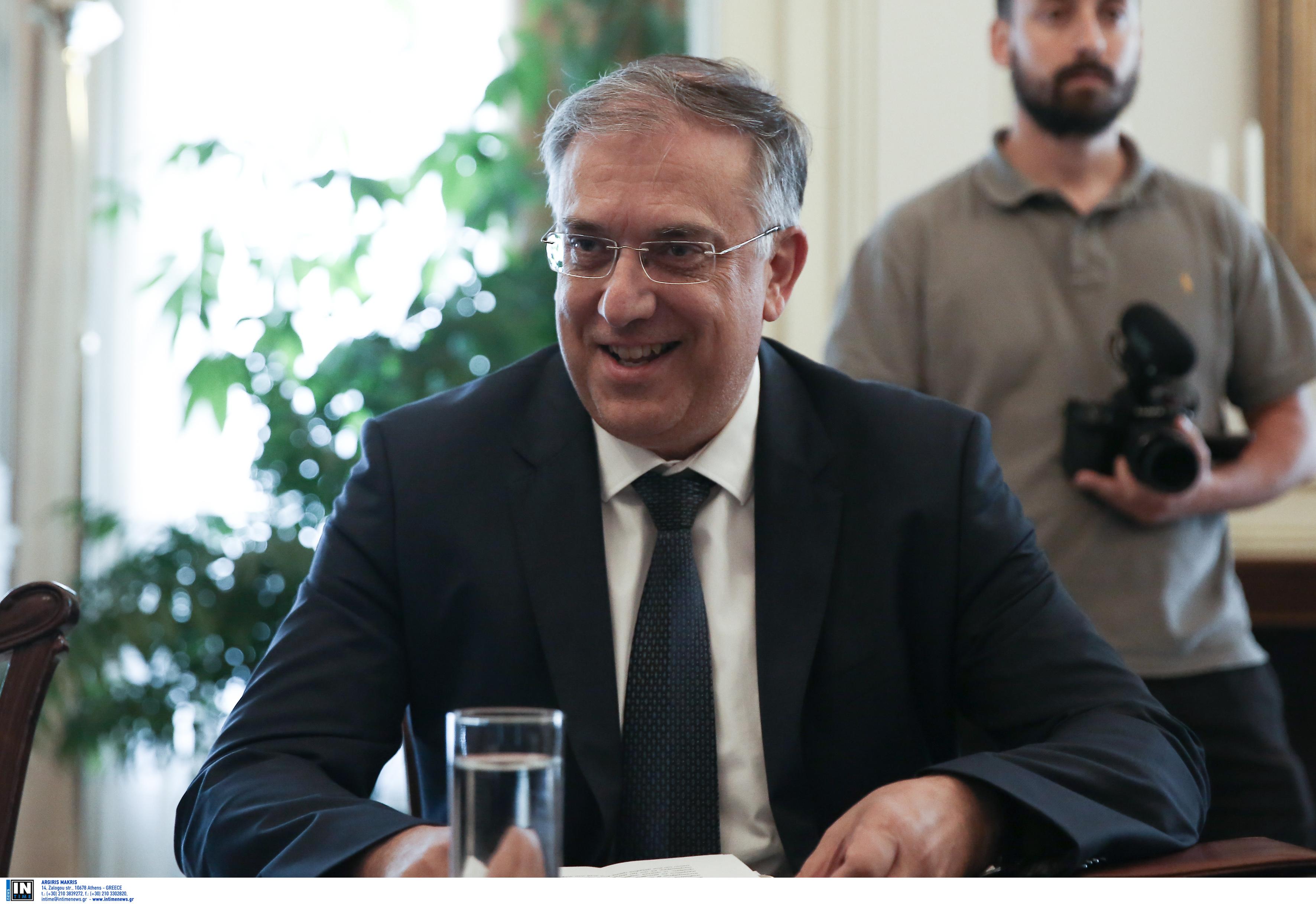 Θεοδωρικάκος - Ψήφος Ελλήνων Εξωτερικού