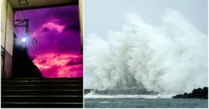 Ο τυφώνας Χαγκίμπις σαρώνει την Ιαπωνία! Συγκλονιστικές εικόνες [Pics, video]