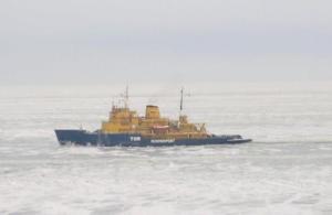 Νορβηγία: Σήμα κινδύνου από Ρωσικό παγοθραυστικό!
