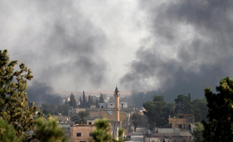 Αιματηρά αντίποινα από τη Συρία – Δυο νεκροί ανάμεσά τους και ένα μωρό