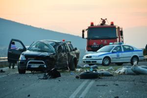 Δεκαοκτώ νεκροί και 557 τραυματίες σε 484 τροχαία τον Σεπτέμβριο στην Αττική!