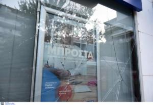 Θεσσαλονίκη: Έσπασαν τράπεζα στην Τούμπα – Οι εικόνες μετά την επίθεση τα ξημερώματα [pics]