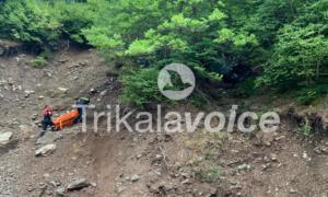 Καρδίτσα: Σκοτώθηκαν σε γκρεμό δύο αδέρφια – Η τραγωδία που αποκαλύφθηκε 24 ώρες μετά – video