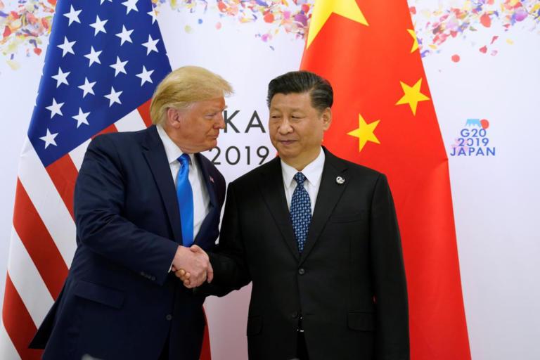 Εμπορική συμφωνία ΗΠΑ – Κίνας