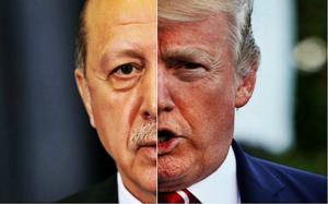 """Τραμπ: Ντοκουμέντο """"φωτιά""""! Η απειλητική επιστολή στον Ερντογάν"""