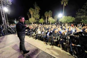 Τσίπρας: Έχουμε κυβέρνηση Τζόκερ – Το αστείο στην ομιλία του για όσους… είναι κάτω από 15 ετών