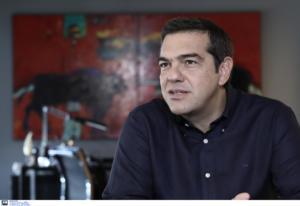 Τσίπρας: Συνειδητή επιλογή η Σακελλαροπούλου, δεν κάνω το ίδιο λάθος με τον Μητσοτάκη