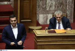 Η τακτική ΣΥΡΙΖΑ για την υπόθεση Novartis: Κατά μέτωπο επίθεση και… υπενθύμιση του '89