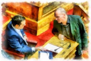 """Αποκαλύψεις """"φωτιά"""" για το Grexit! Σόιμπλε, Βαρουφάκης και… άγριο παρασκήνιο"""