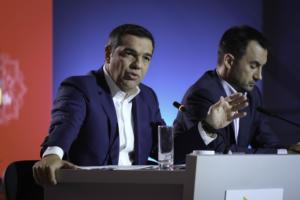 """ΣΥΡΙΖΑ: Δυο οι """"γραμμές"""" στην κυβέρνηση για το προσφυγικό"""