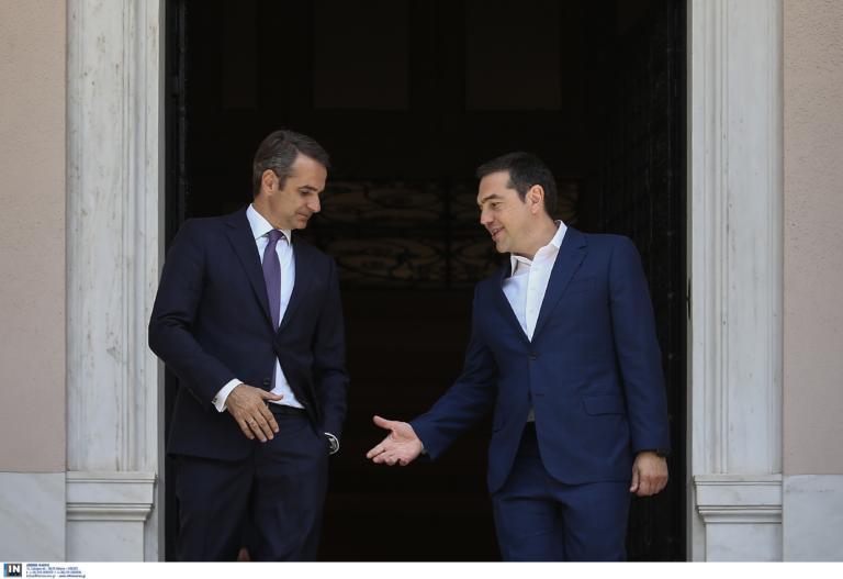 Επίκαιρη ερώτηση Τσίπρα σε Μητσοτάκη για Novartis – Ανεβάζει τους τόνους ο ΣΥΡΙΖΑ