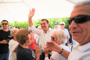 Τσίπρας για Πρόεδρο Δημοκρατίας: Αν θέλει ο Μητσοτάκης να βάζει τον κομματικό του υπάλληλο θα μας βρει αντίθετους