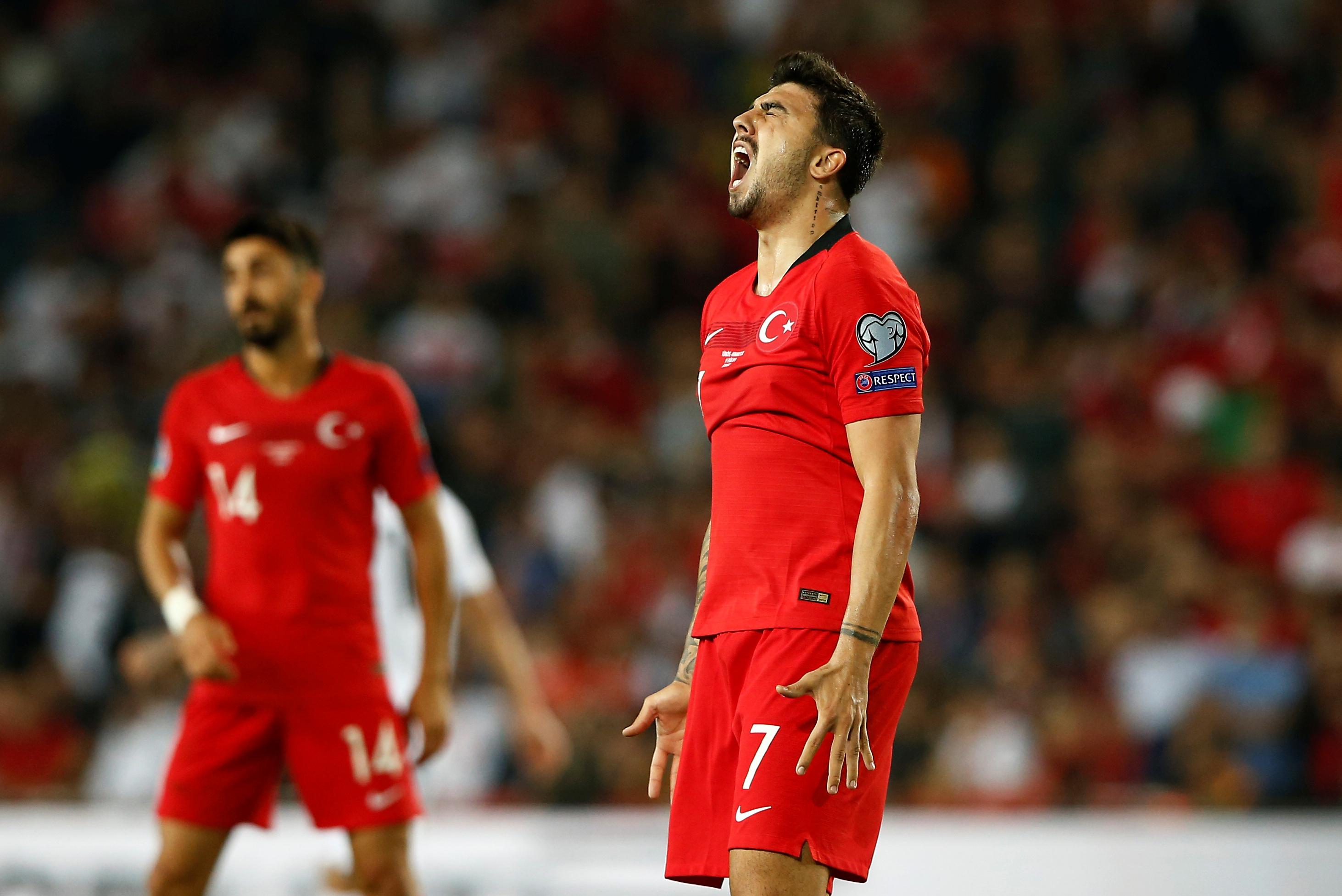 """Τούρκος ποδοσφαιριστής: """"Ο Αλλάχ να βοηθήσει τους ήρωες στρατιώτες μας!"""""""