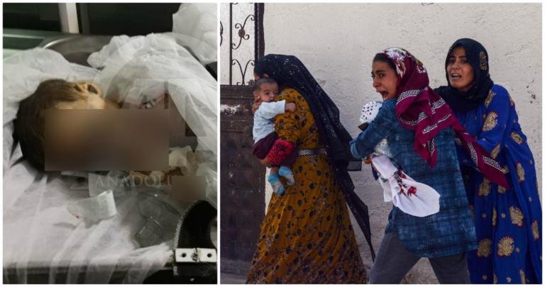 Τουρκία – Συρία: Θάνατος… εκατέρωθεν και η Ευρώπη κοιτά αποσβολωμένη και τρομοκρατημένη!
