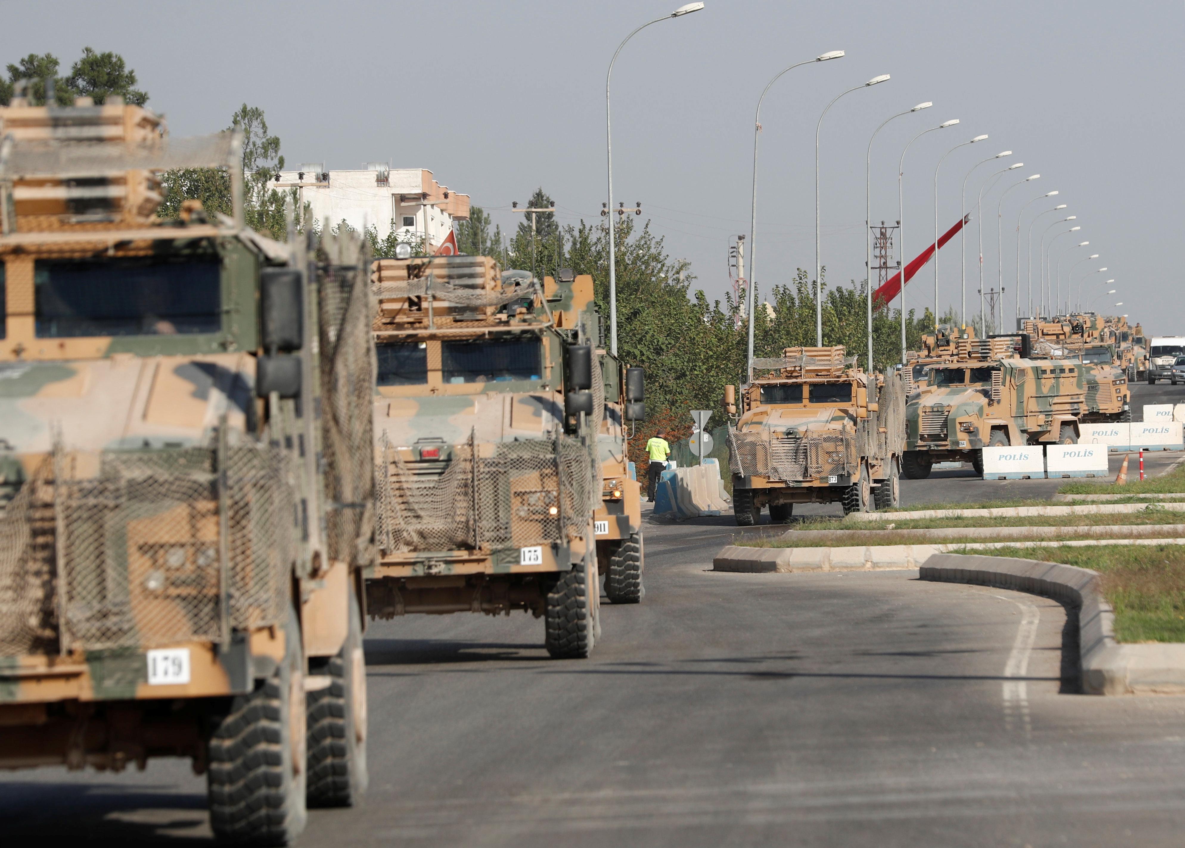 «Η Τουρκία δεν αντιλαμβάνεται καμιά άλλη γλώσσα πέραν της στρατιωτικής»