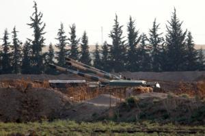 Η Ολλανδία ανέστειλε τις εξαγωγές όπλων στην Τουρκία μετά την εισβολή στη Συρία