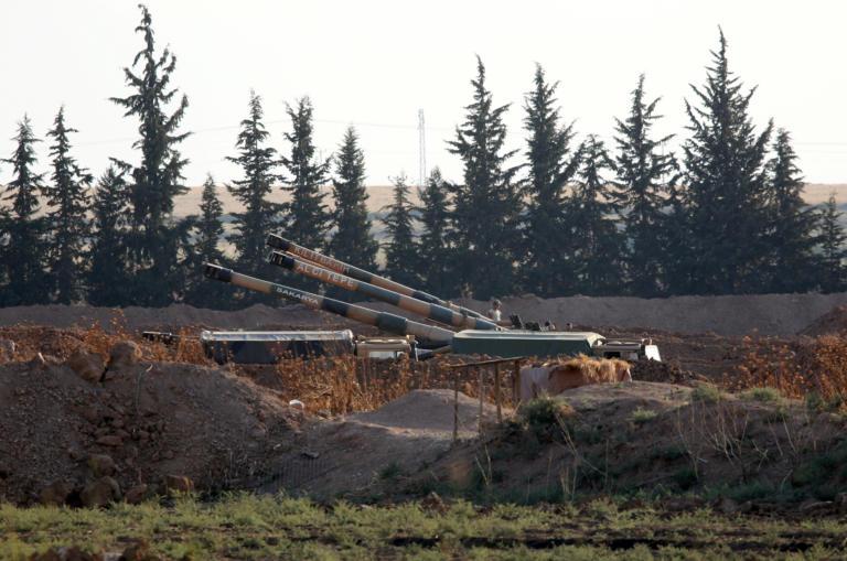Συρία: Και η Γαλλία τελειώνει τις εξαγωγές όπλων προς την Τουρκία