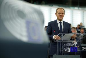 Αναβολή του Brexit και επίσημα! Το ανακοίνωσε ο Ντόναλντ Τουσκ