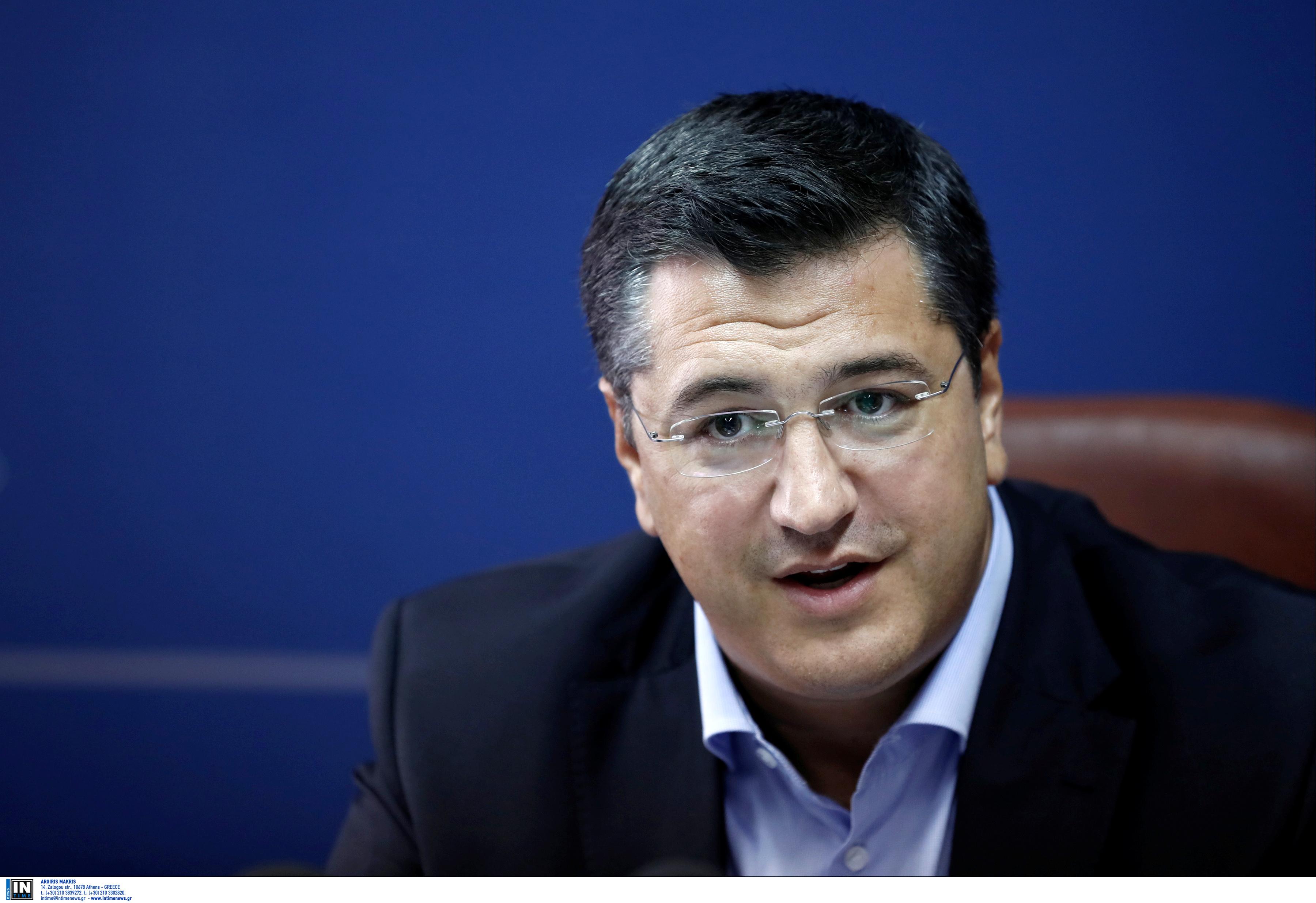 Πρόταση Τζιτζικώστα στη… Facebook να λειτουργήσει παράρτημα στη Θεσσαλονίκη!
