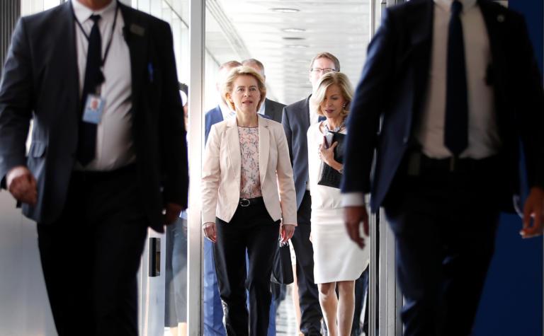Εκεί θα περνά η Ούρσουλα φον ντερ Λάιεν τις νύχτες της στις Βρυξέλλες