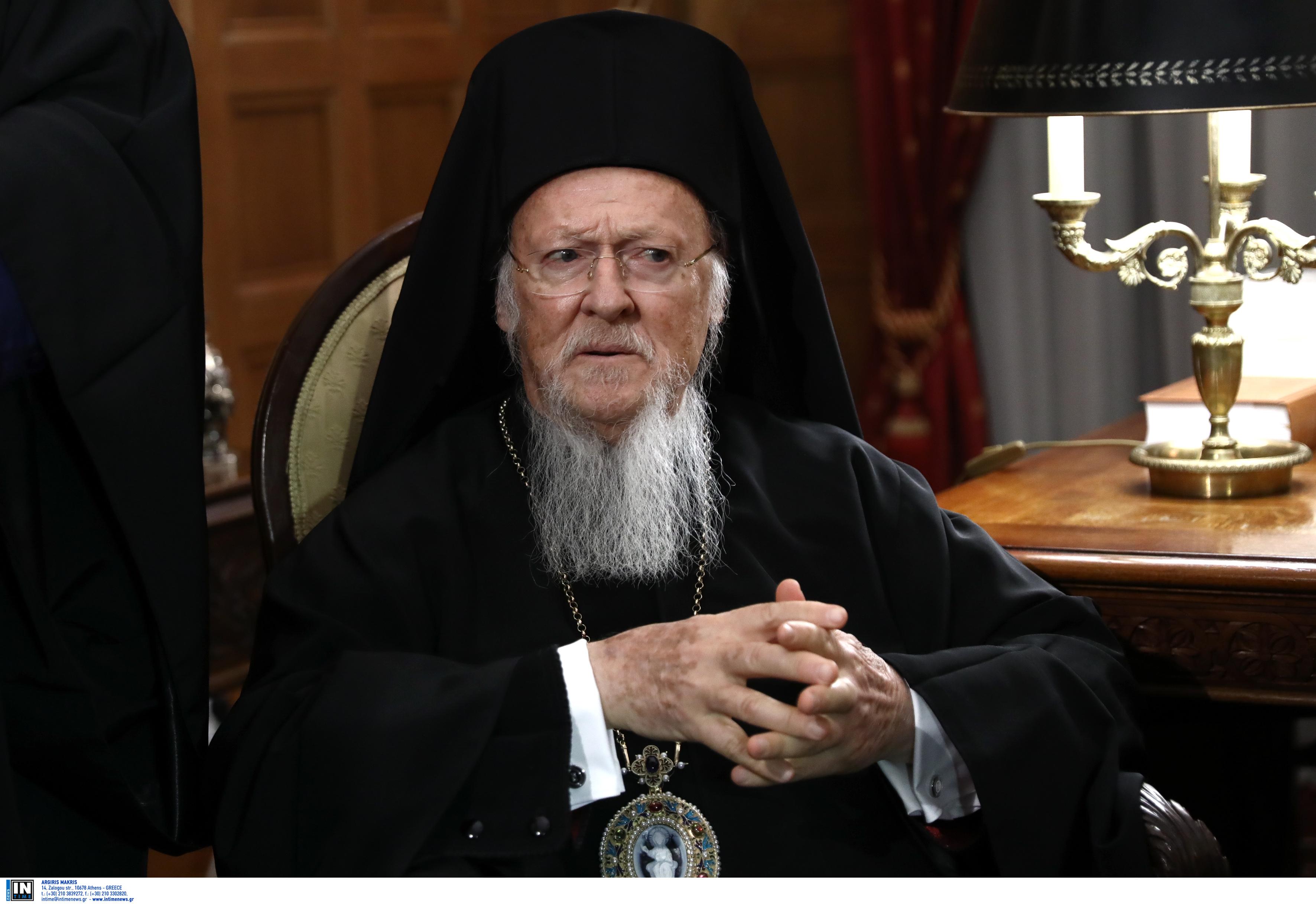 Βαρθολομαίος: Αν κάνουν την Αγιά Σοφιά τζαμί θα στρέψουν τους Χριστιανούς κατά του Ισλάμ (video)