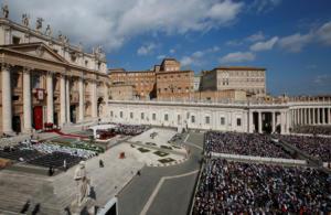 """Βατικανό: """"Ντου"""" της αστυνομίας στην Αγία Έδρα! Κατασχέσεις και εξελίξεις"""