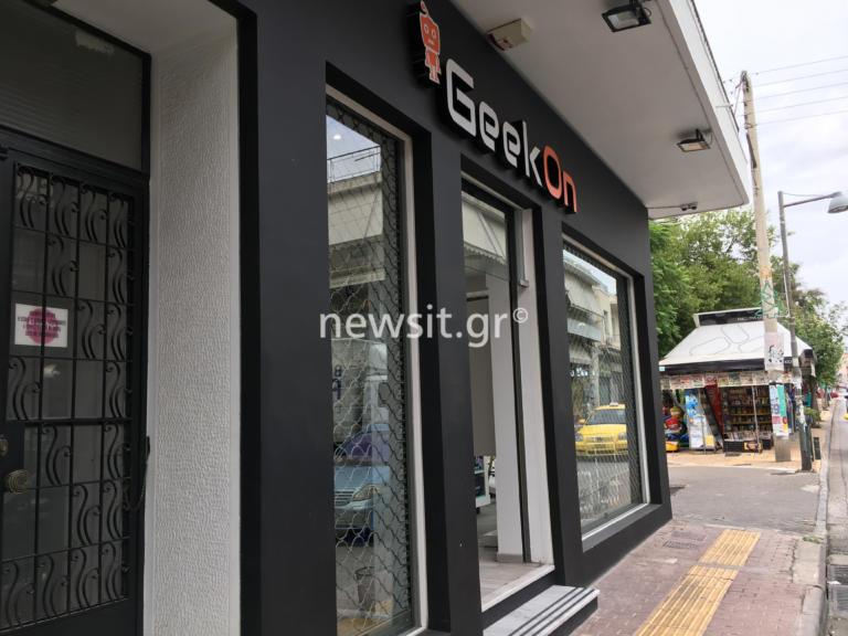 Βύρωνας: «Ντου» σε κατάστημα γνωστής αλυσίδας ηλεκτρονικών