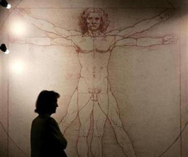 Αλαλούμ με τον «Άνθρωπο του Βιτρούβιου» – Τελικά… θα πάει στο Λούβρο ή όχι;