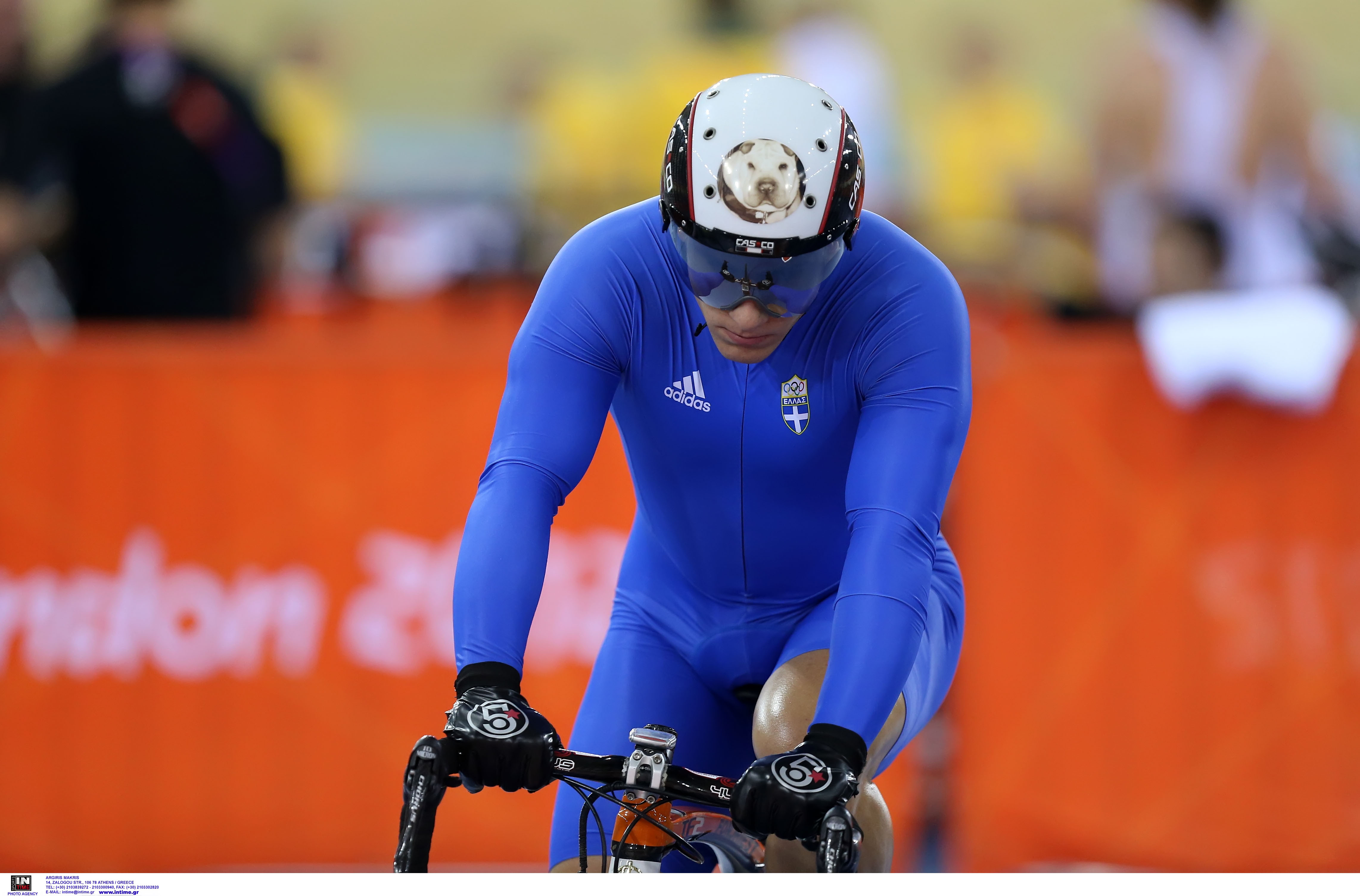 Ολυμπιακοί Αγώνες – ποδηλασία: Ο Χρήστος Βολικάκης αποκλείστηκε στη 14η θέση της κούρσας αποκλεισμού
