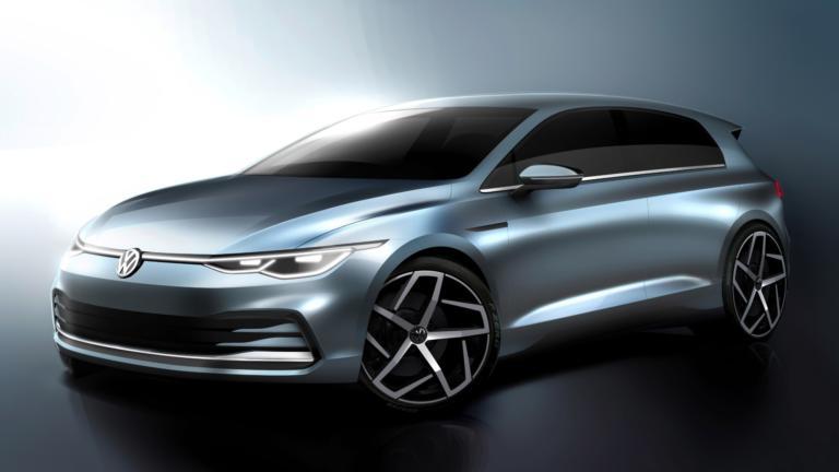 Έτσι θα είναι η νέα γενιά του Volkswagen Golf [pics]