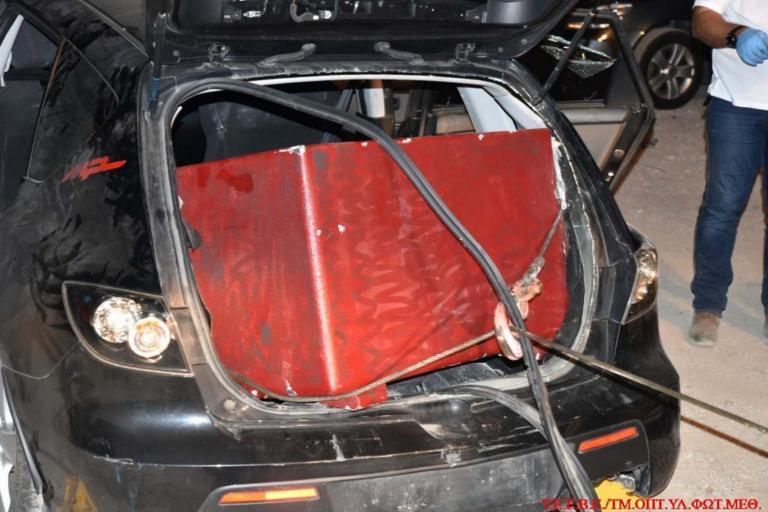Έπιασαν την τσιγγάνικη συμμορία που σήκωνε χρηματοκιβώτια με γρήγορα αυτοκίνητα!