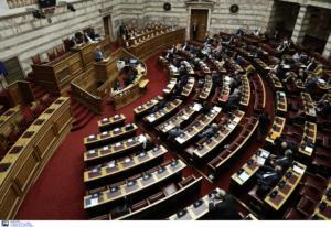Βουλή – Πλεύρης: Η κουκούλα δεν θα εμποδίσει την απόδοση της αλήθειας