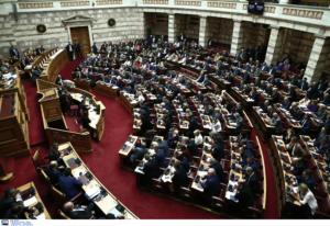 Βουλή: Ψηφίστηκε το νομοσχέδιο για το άσυλο