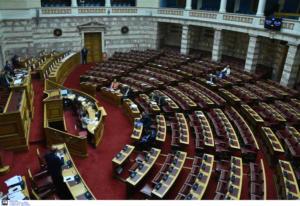 Μύλος στη Βουλή – Ο ΣΥΡΙΖΑ ζήτησε απόσυρση συμβάσεων που ο ίδιος είχε υπογράψει